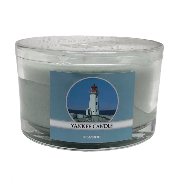 NEW Yankee Candle Seaside 3-Wick Tumbler Candle